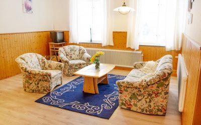 Woonkamer appartement 3